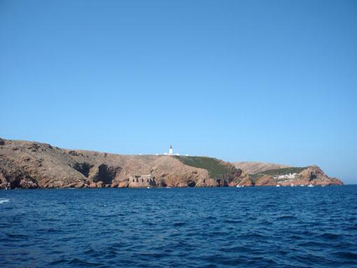 Die Ilha Berlenga