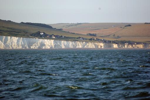 Kreidefelsen um Beachy Head
