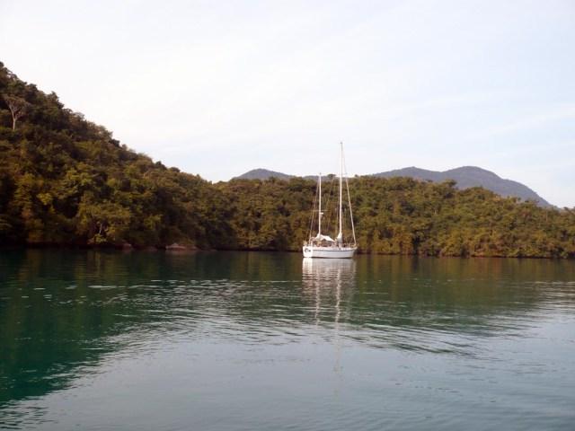 Ankerplatz Ilha da Cotia