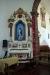 Altar in einer Kirche auf Sao Nicolao