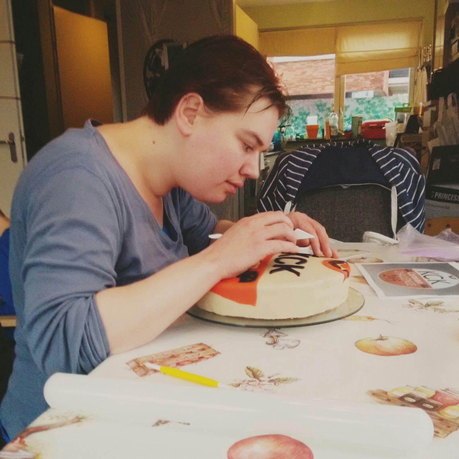 Lonneke cupcakes op verzoek