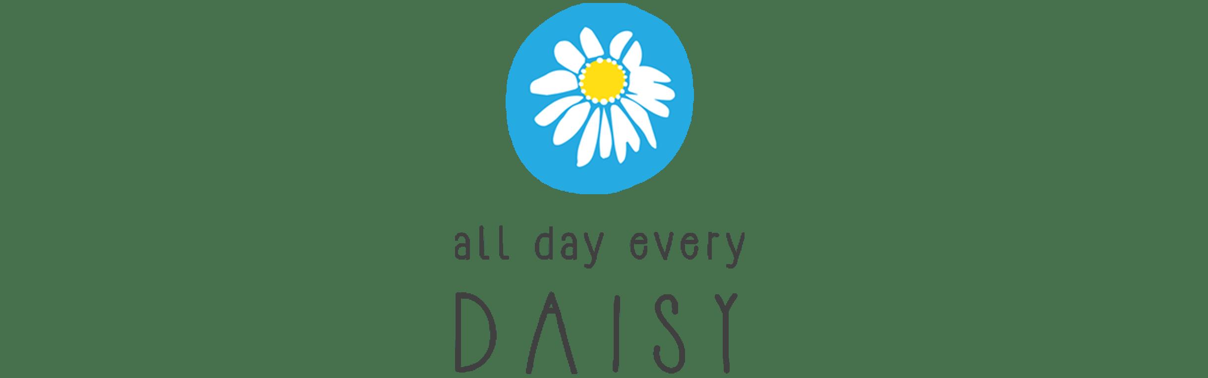 Logo All day every Daisy