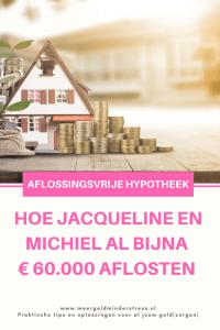 Aflossingsvrije hypotheek 1