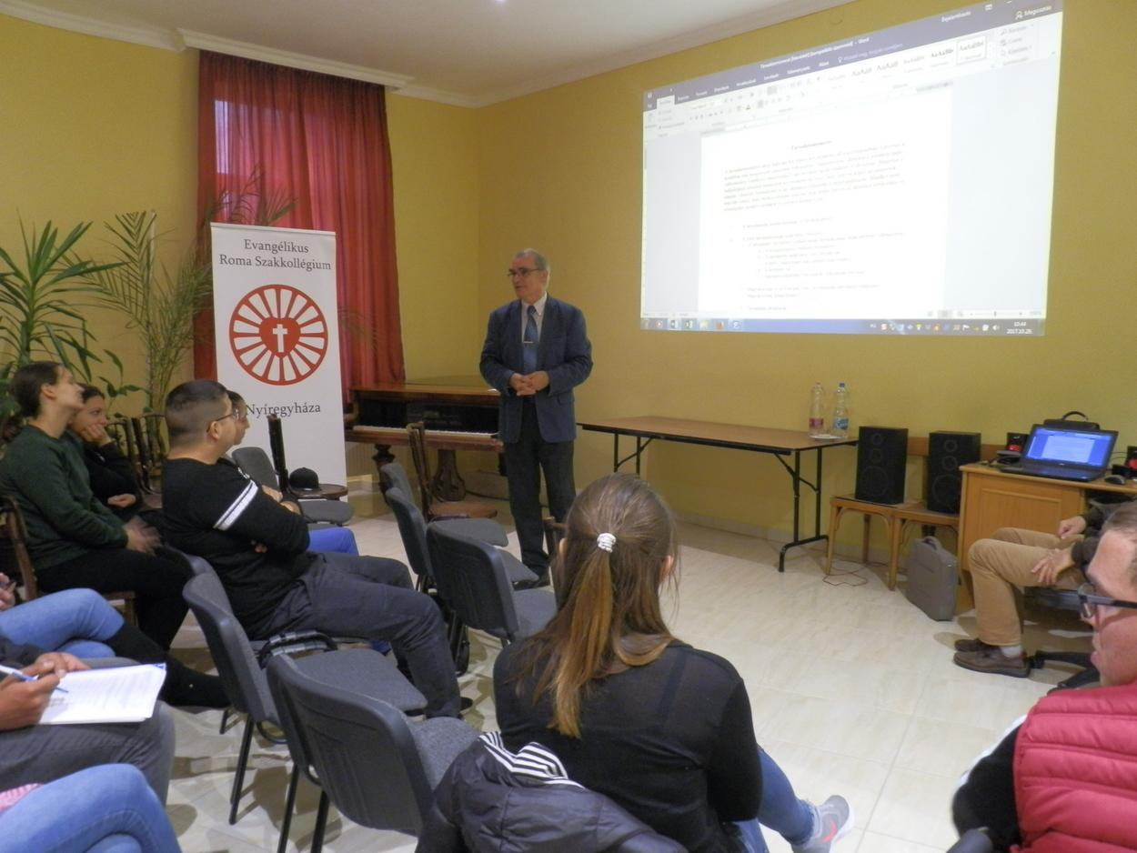 NTP-kurzusok az ERSZK-ban