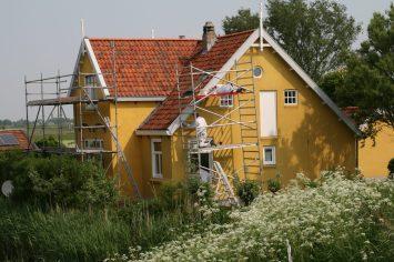 11 stucwerk in kleur