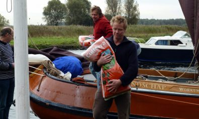 Lossen in Warmond