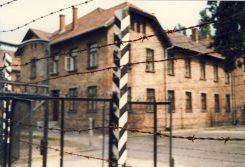 Polen 1986 Auschwitz0002