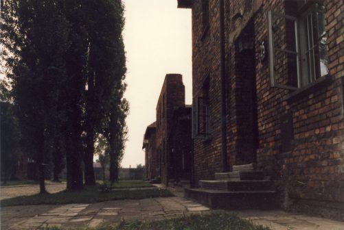 Polen 1986 Auschwitz0005