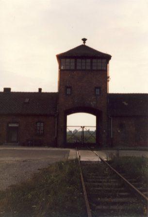 Polen 1986 Auschwitz0009