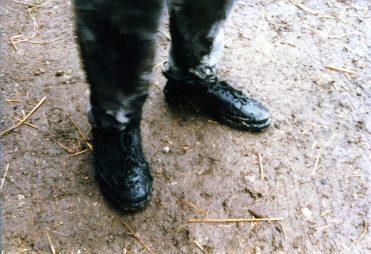 Polen 1986 Boerderij bezoeken0004