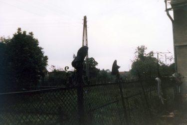 Polen 1986 Boerderij bezoeken0005