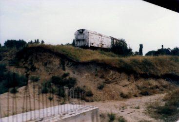 Polen 1986 Op reis0001