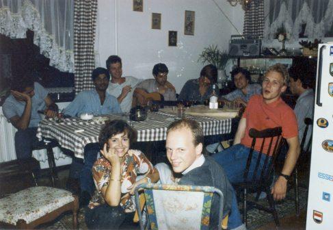 Polen 1986 Vrienden0004