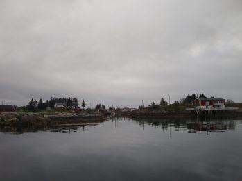 Ook op Risvær geen wind