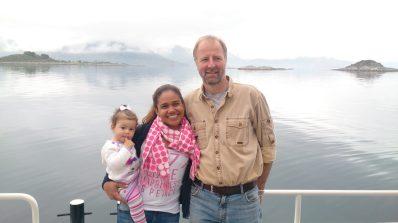 Schippersfamilie (zonder wind)