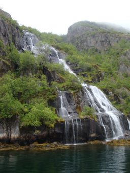 Spectaculaire waterval