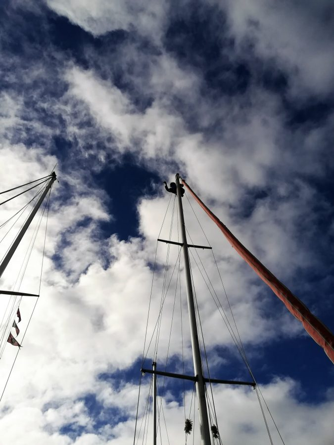 39 Simon in de mast