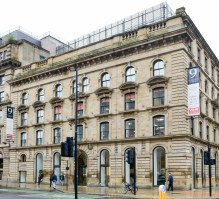 Office fit out, 9 Portland street