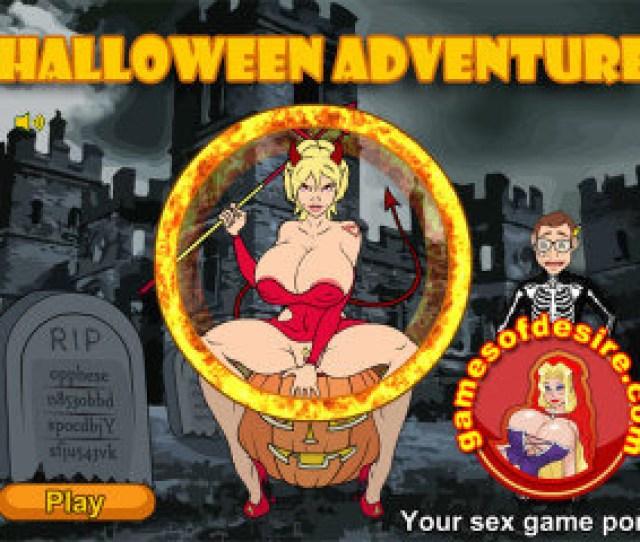 Meet And Fuck Halloween Adventure