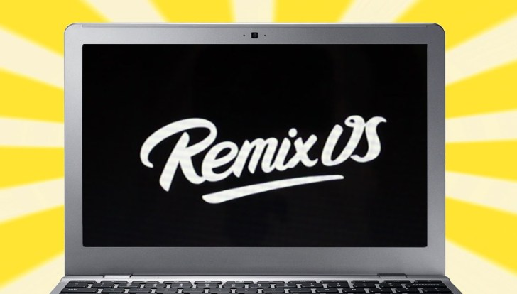 Install Remix OS On Any Chromebook Using One USB
