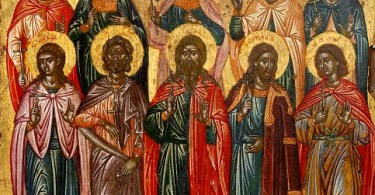 Gortyn - The Ten Holy Martyrs of Crete