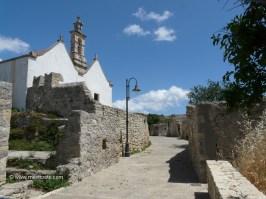 Agia Katerini church in Etia village Crete