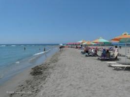 Choose your favorite beach... in Frangokastello Crete