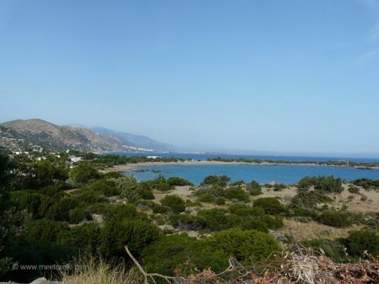 Gramenos Strand bei Paleochora Kreta
