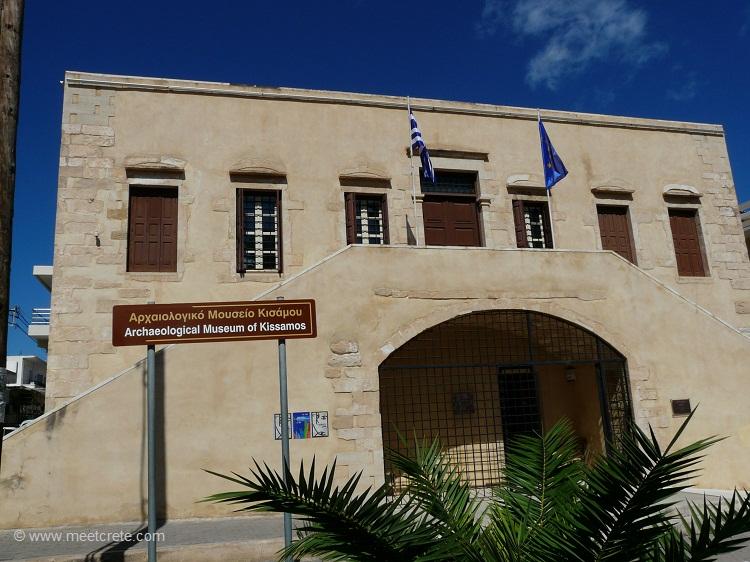 Archaeological Museum Kissamos crete