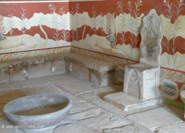 The Minoan Palace of Knossos – Crete's most famous building