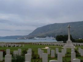 Souda Bay War Cemetery Crete