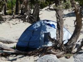 Free camping in Kedrodasos needs to be well organised