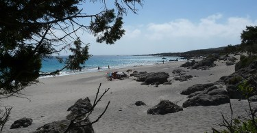 Kedrodasos - the beach for nature lovers