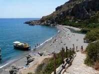 Preveli beach - Off-Road Trip Crete