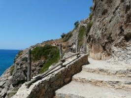 Off-Road Trip Crete - The wild south west Crete