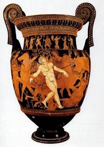 Talos, the bronze protector of Crete