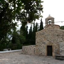 Byzantine Agios Nikolaos church in Agios Nikolaos Crete