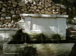 Ancient Lappa: The Church of the Holy Five Virgins and the ancient cemetery