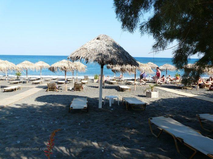 swim at the pier in Ierapetra