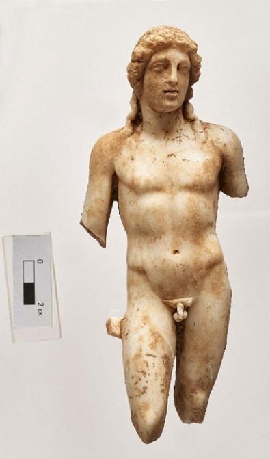 Ancient City Aptera – Greek god Apollo
