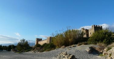 Frangokastello - seaside settlement with Venetian fortress