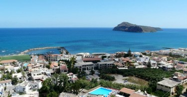 Platanias – classic seaside resort at Crete's north west coast
