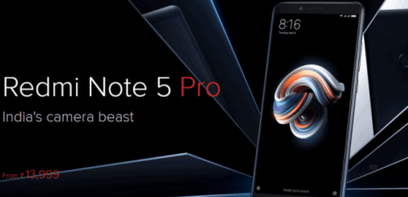 How to buy redmi note 5 pro on flash sale ?