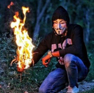 Government of Ecuador Hacked By Anonymous