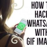 Whatsapp hacking with image