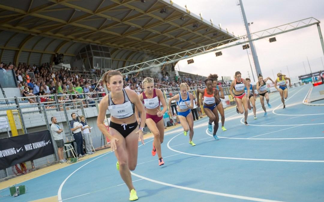 Il 17 agosto 200 atleti da 15 paesi con diretta Rai Sport