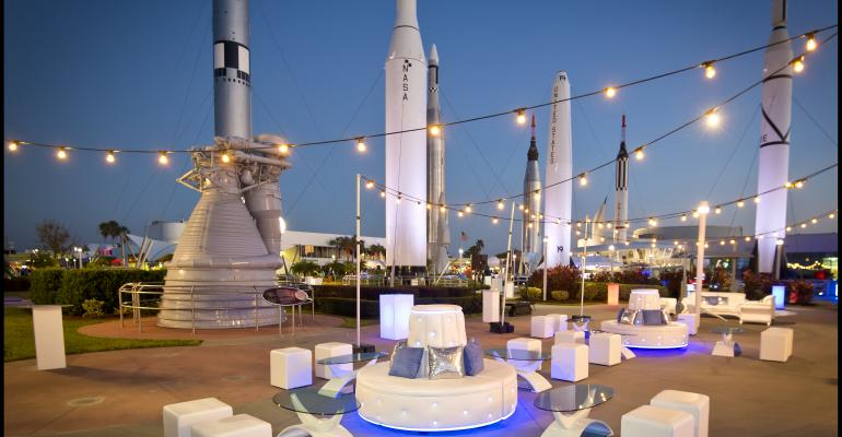 Space Expands At The Kennedy Space Center Visitor Complex