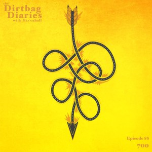 Dirtbag Diaries Logo