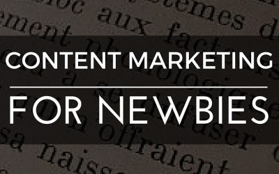 Content Marketing Tips For Newbies