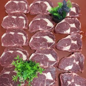 Prime Scotch Sirloin Steaks Meet The Meat